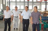 中国电机协会秘书长视察