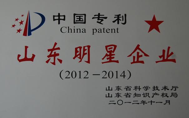 中国专利明星企业
