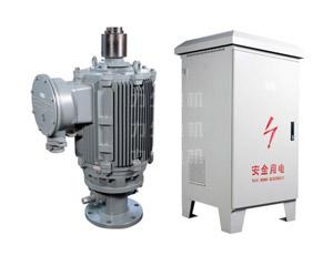 TYPL系列(IP55)隔爆型永磁变频电机直驱螺杆泵地面系统